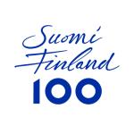 Suomi100 - logi
